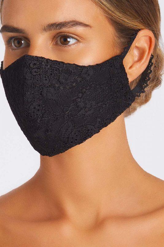 Pierre Mantoux Lace Mask(4)